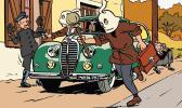 Die Abenteuer von Jacques Gibrat