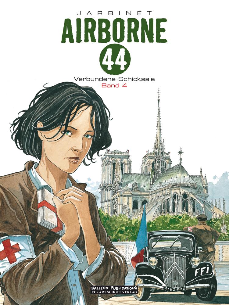 Airborne 44 4: Verbundene Schicksale