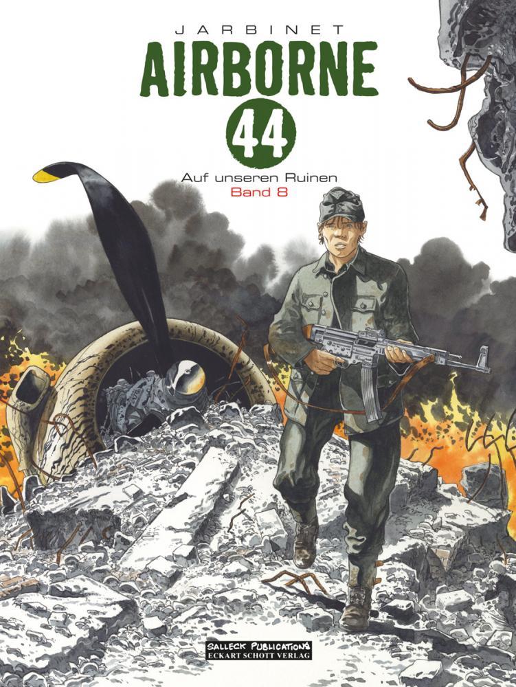 Airborne 44 8: Auf unseren Ruinen