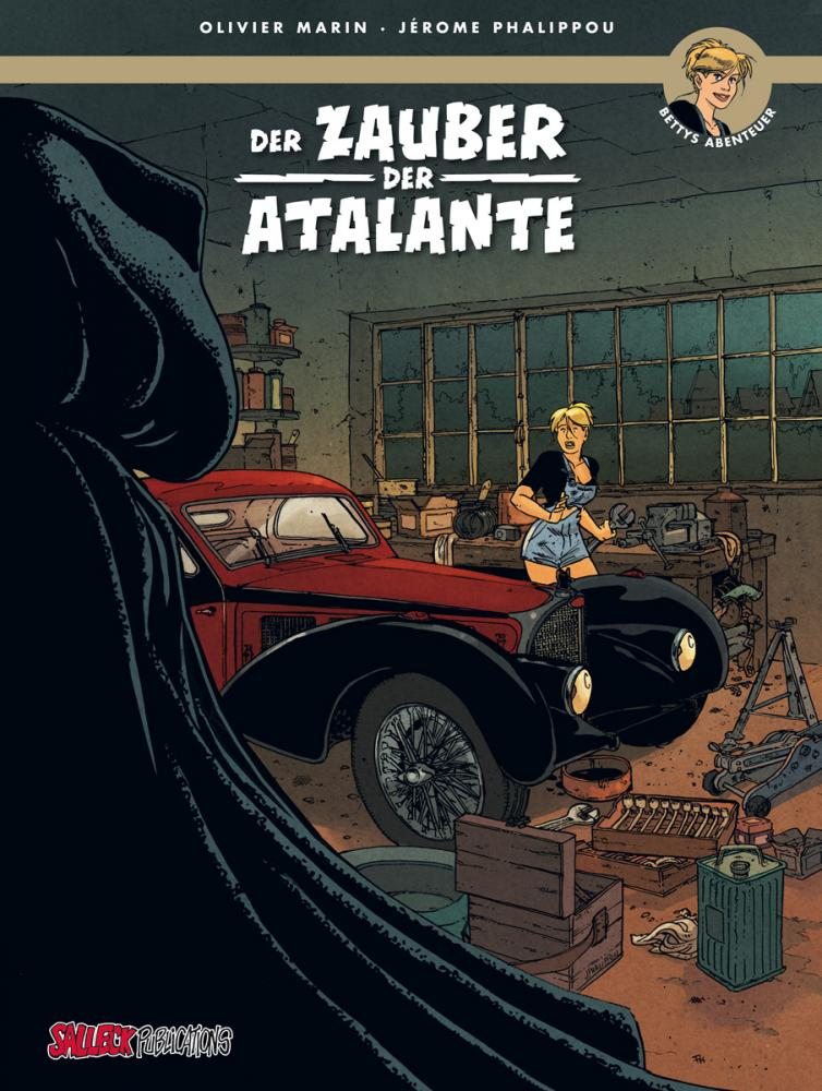 Bettys Abenteuer 1: Der Zauber der Atalante