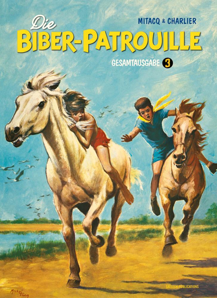 Biber-Patrouille Gesamtausgabe 3: 1960 -1963