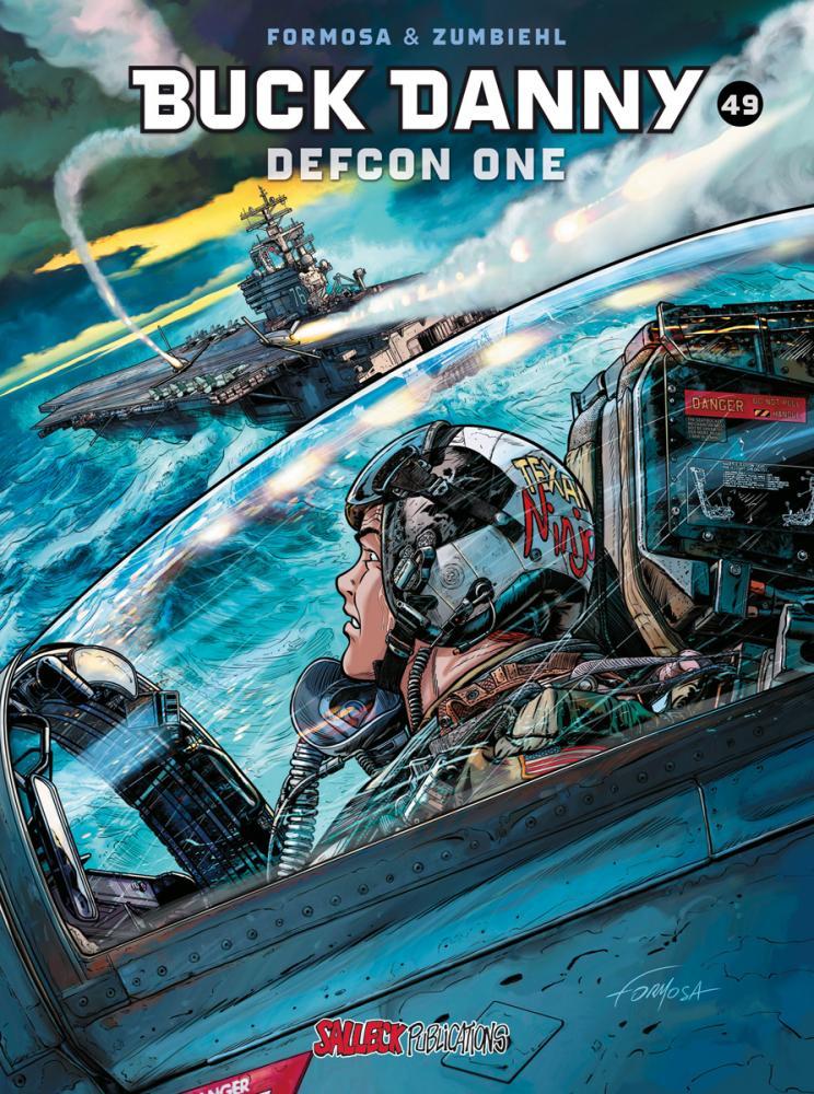 Buck Danny 49: Defcon one