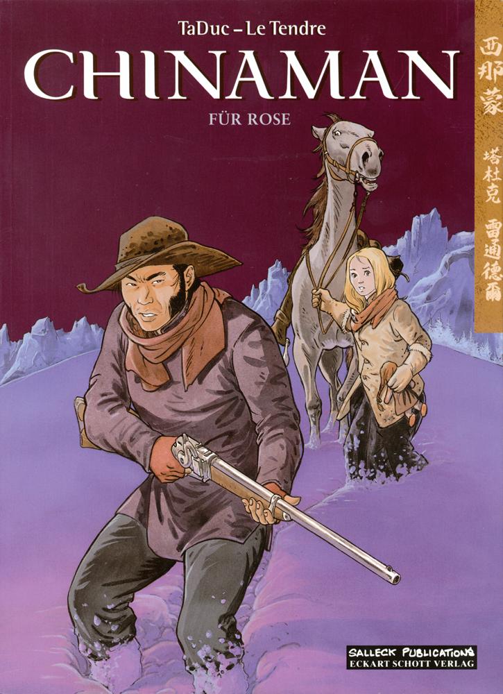 Chinaman 3: Für Rose