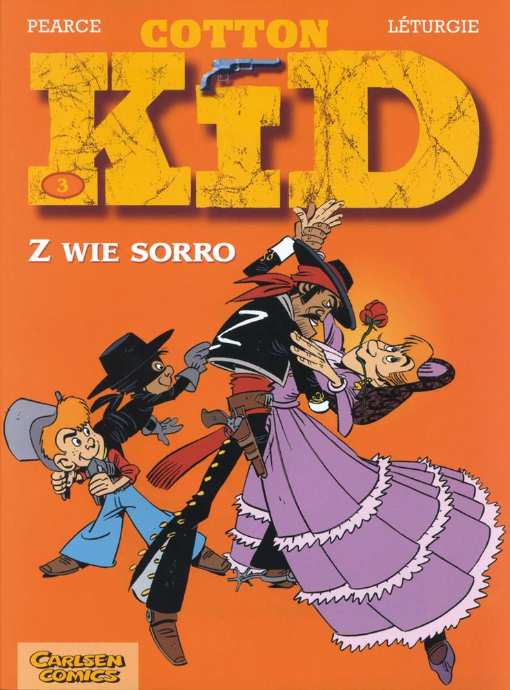 Cotton Kid 3: Z wie Sorro