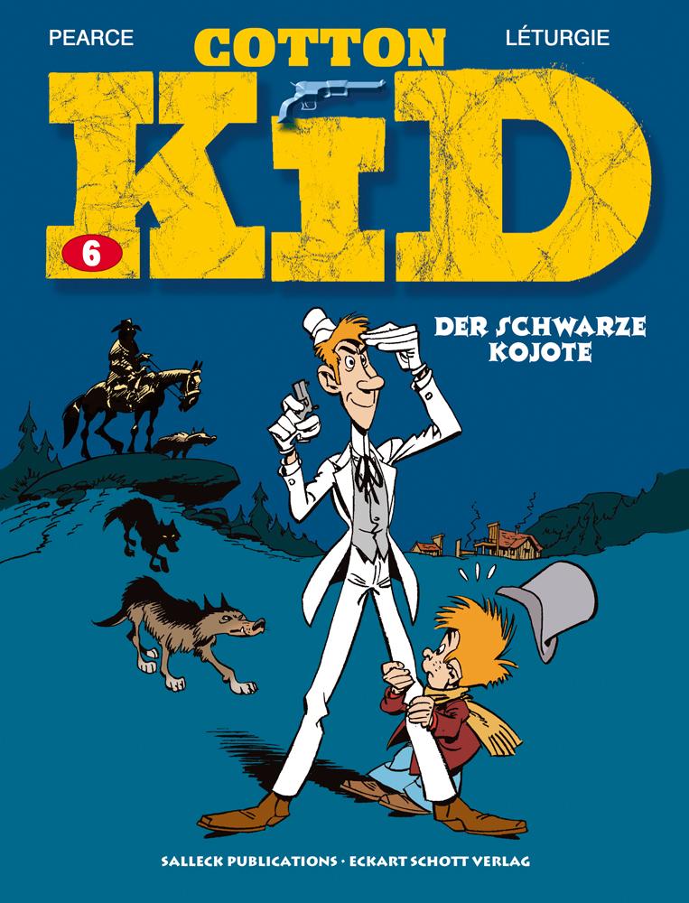Cotton Kid 6: Der schwarze Kojote
