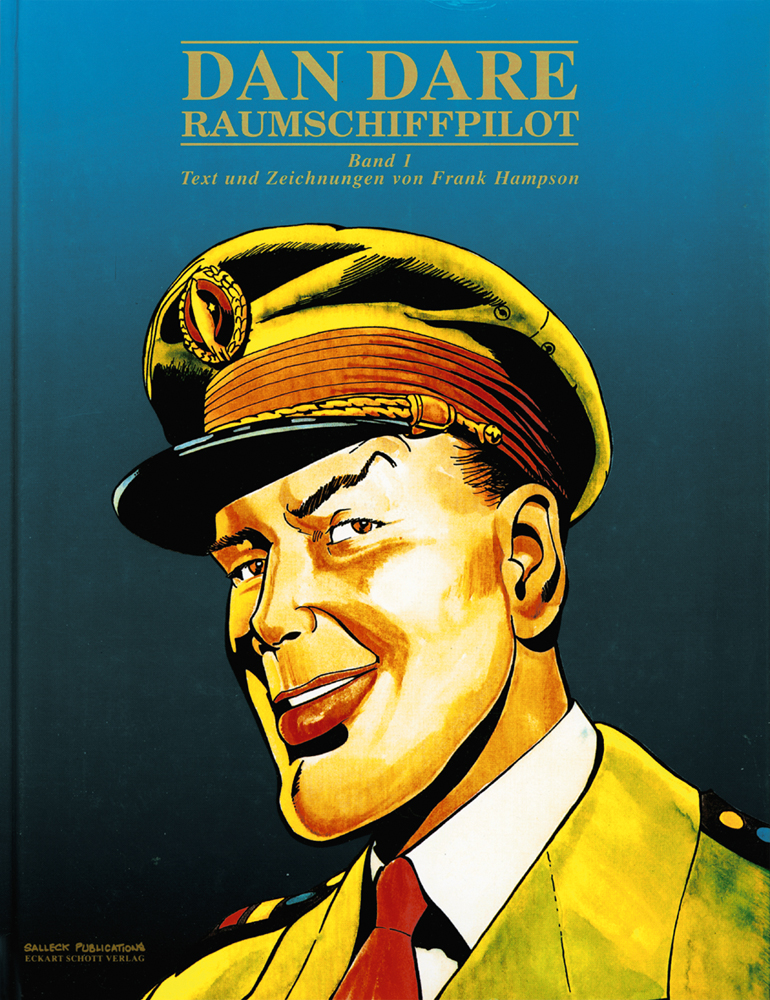 Dan Dare - Raunmschiffpilot Band 1
