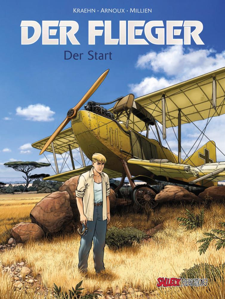 Flieger 1: Der Start