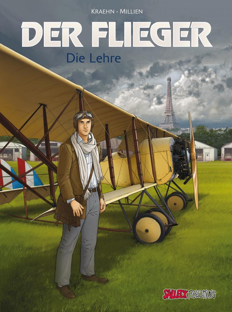 Flieger 2: Die Lehre