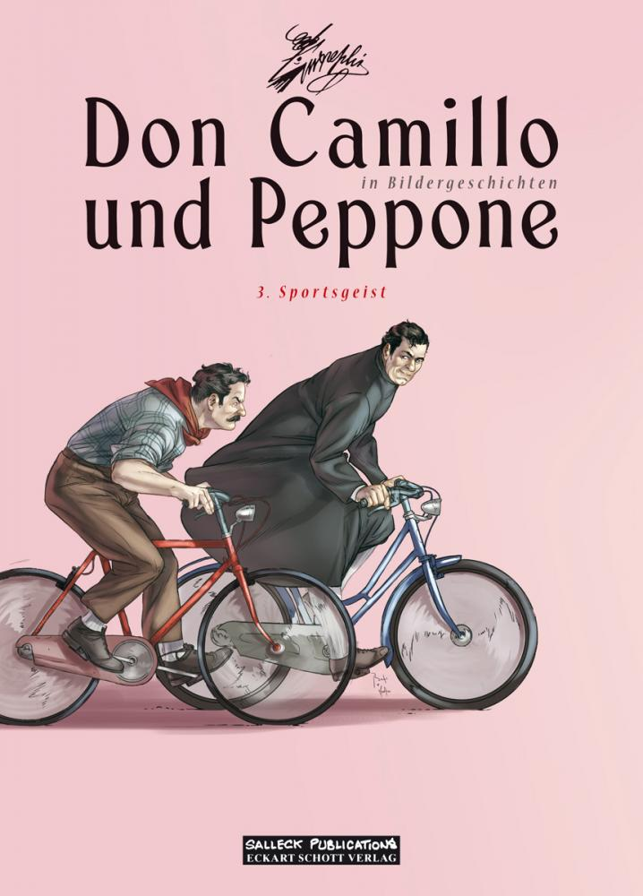 Don Camillo und Peppone (in Bildergeschichten) 3: Sportsgeist