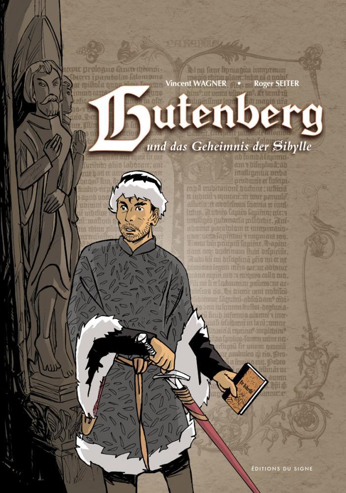 Gutenberg und das Geheimnis der Sybille