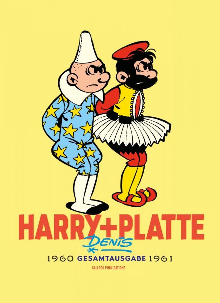 Harry + Platte Gesamtausgabe: 1960-1961