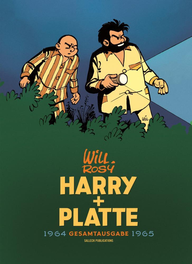 Harry + Platte Gesamtausgabe: 1964-1965