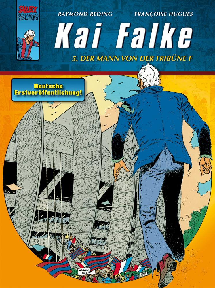 Kai Falke  5: Der Mann von der Tribüne F
