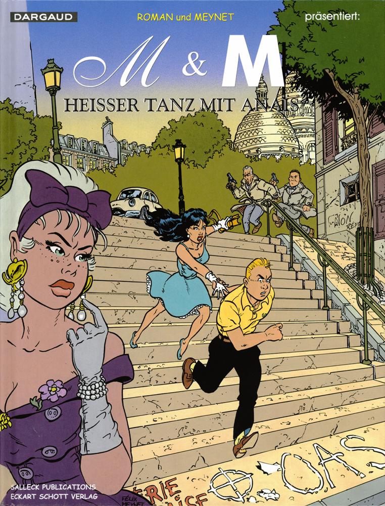 M & M 2: Heißer Tanz mit Anais