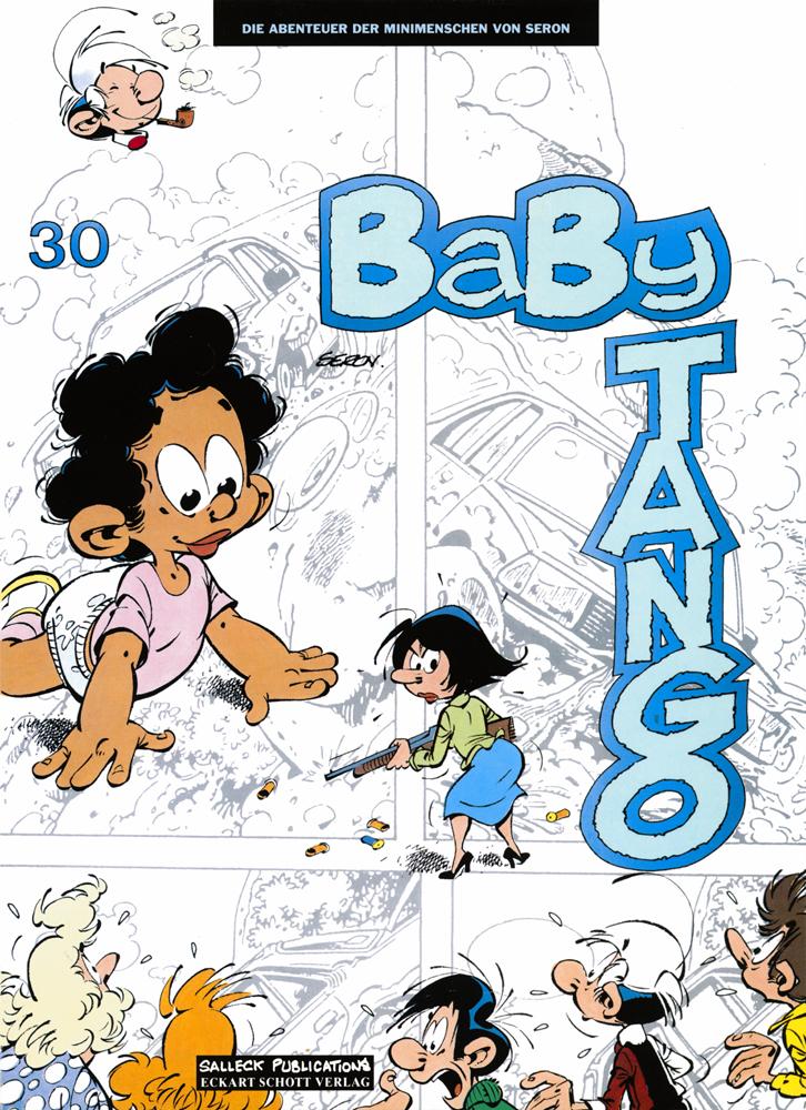 Abenteuer der Minimenschen 30: Baby Tango