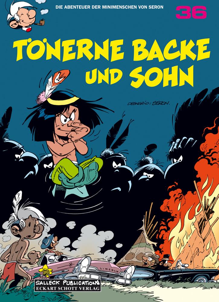 Abenteuer der Minimenschen 36: Tönerne Backe und Sohn