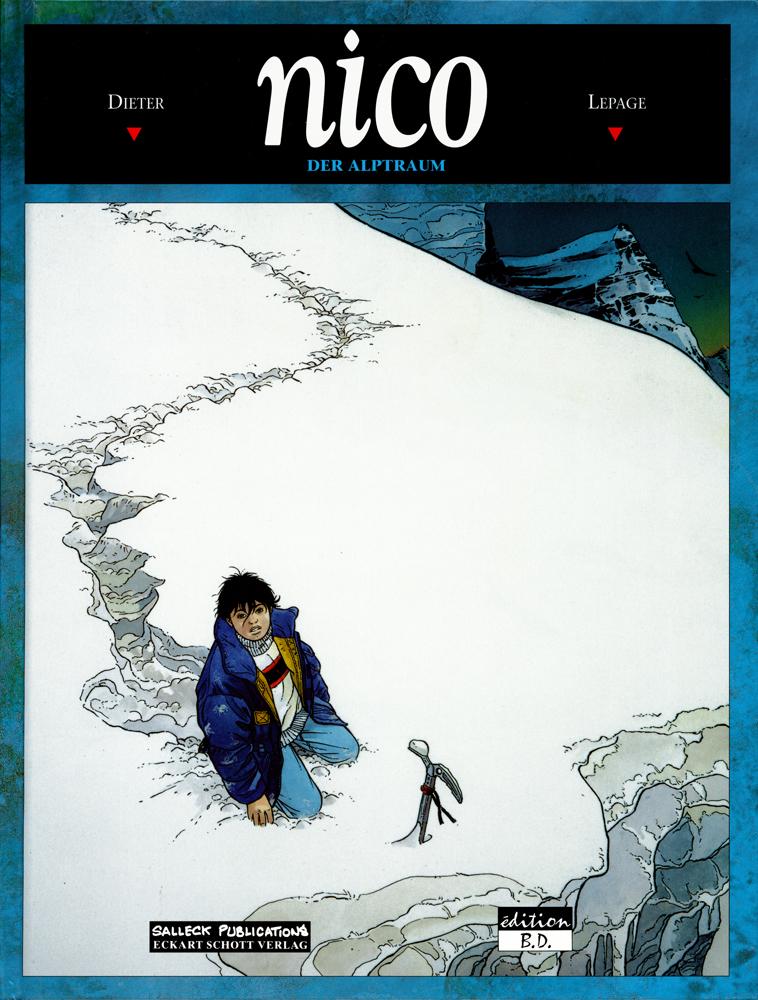 Nico 1: Der Alptraum (Vorzugsausgabe)