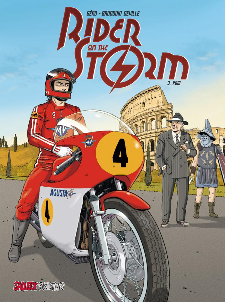 Rider on the Storm 3: Rom