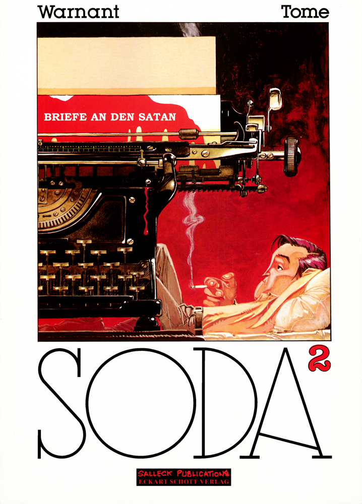 Soda  2: Briefe an den Satan