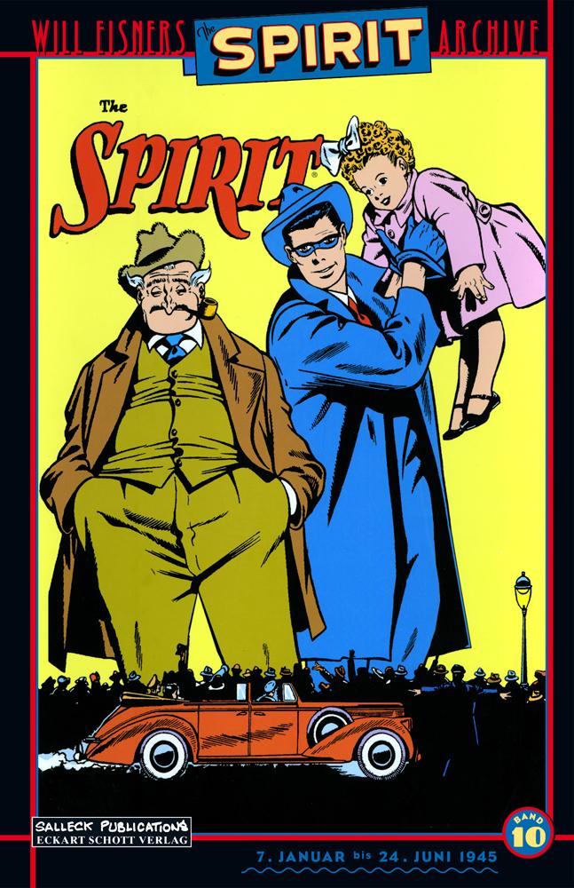 Spirit Archive 10: Januar bis Juni 1945 (Vorzugsausgabe)