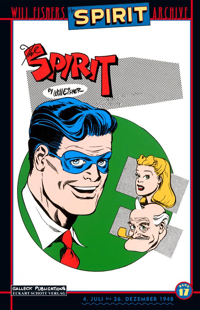 Spirit Archive 17: Juli bis Dezember 1948 (Vorzugsausgabe)