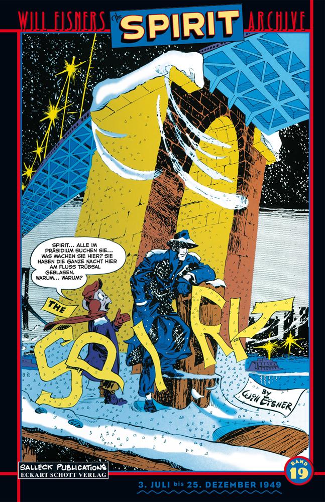 Spirit Archive 19: Juli bis Dezember 1949 (Vorzugsausgabe)