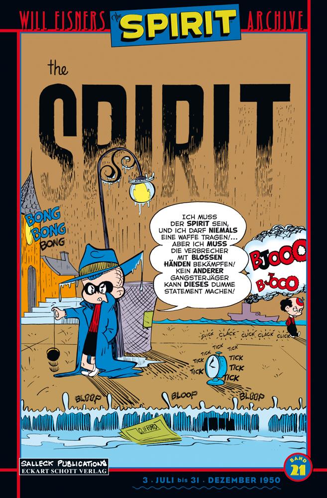 Spirit Archive 21: Juli bis Dezember 1950 (Vorzugsausgabe)
