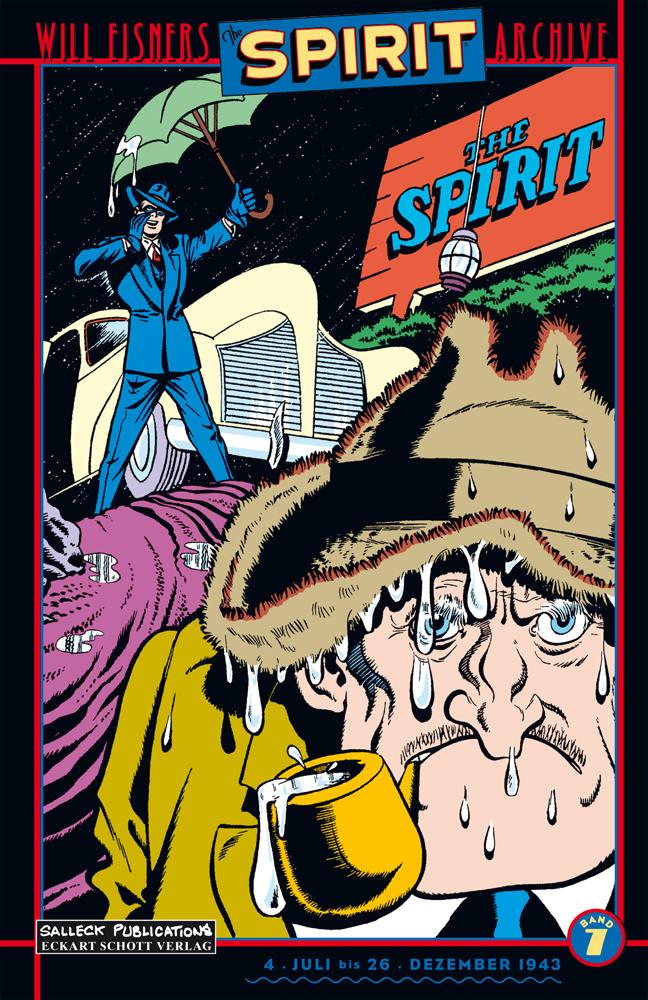 Spirit Archive  7: Juli bis Dezember 1943