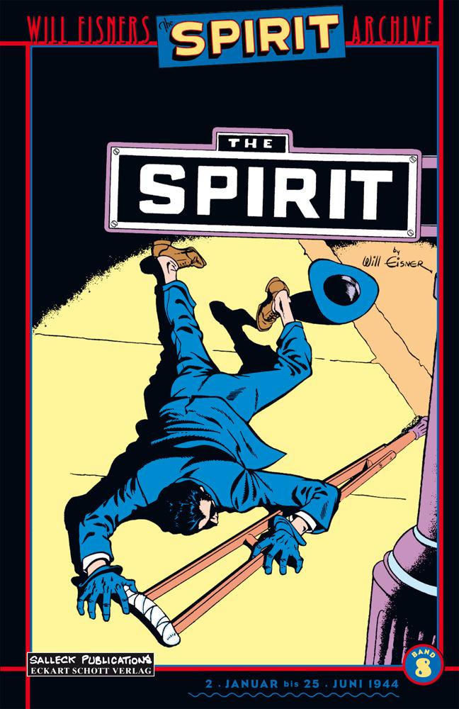Spirit Archive  8: Januar bis Juni 1944