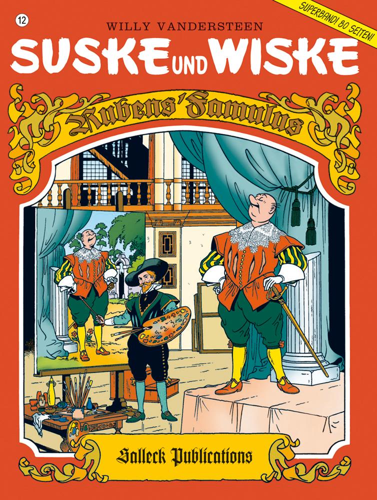 Suske und Wiske 12: Rubens' Famulus