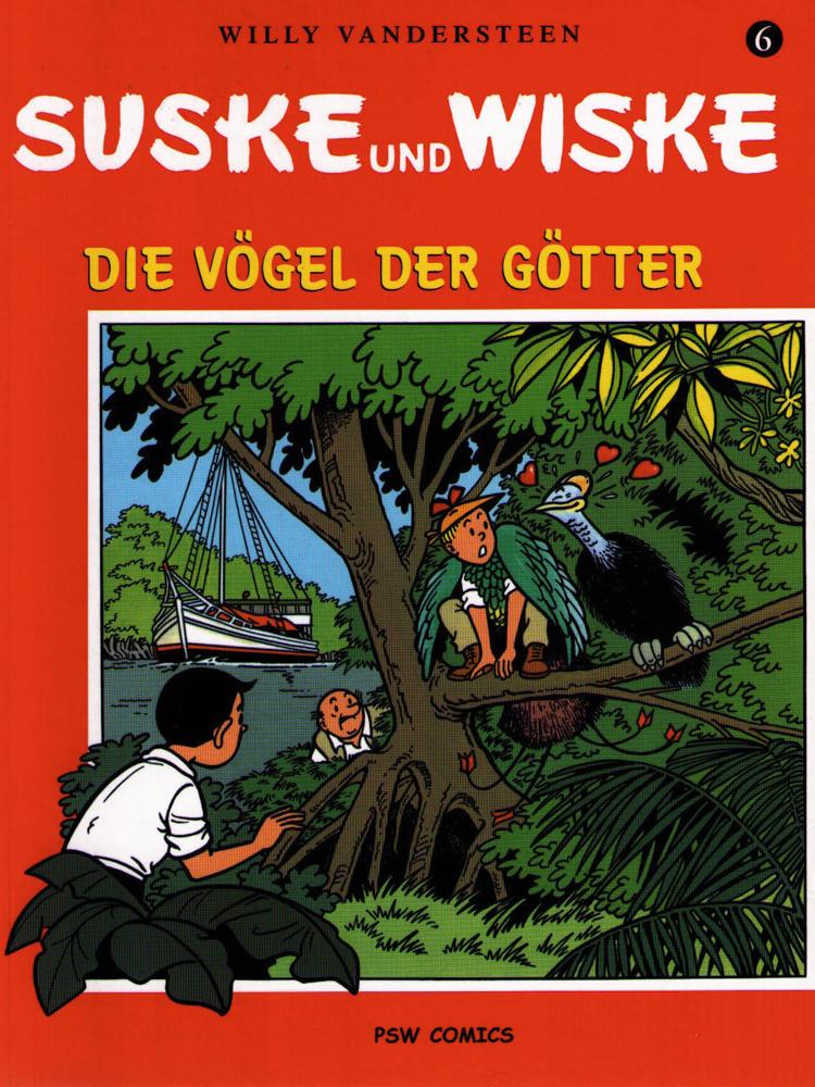 Suske und Wiske  6: Die Vögel der Götter