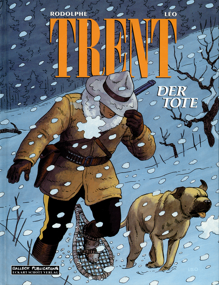 Trent 1: Der Tote (Vorzugsausgabe)