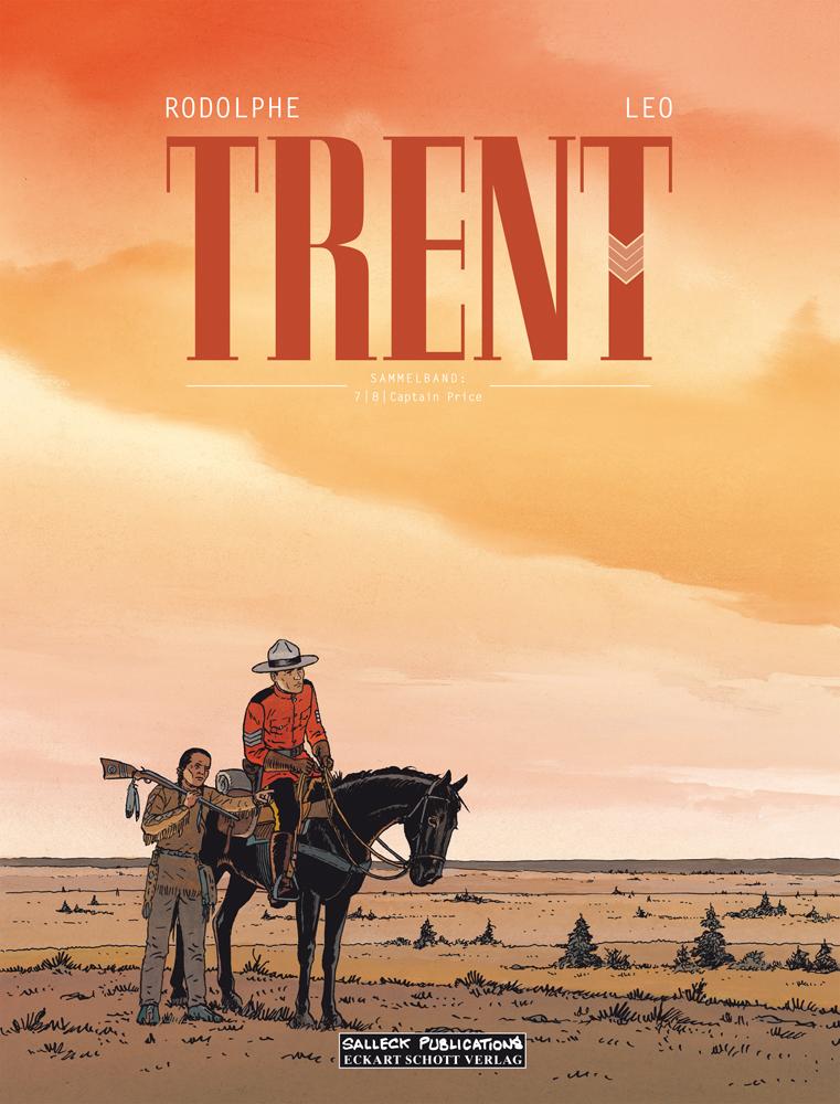Trent 7/8/Captain Price (Sammelband)