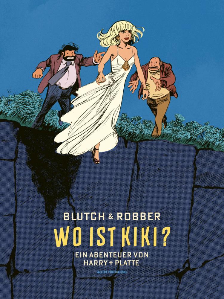 Wo ist Kiki? - Ein Abenteuer von Harry und Platte