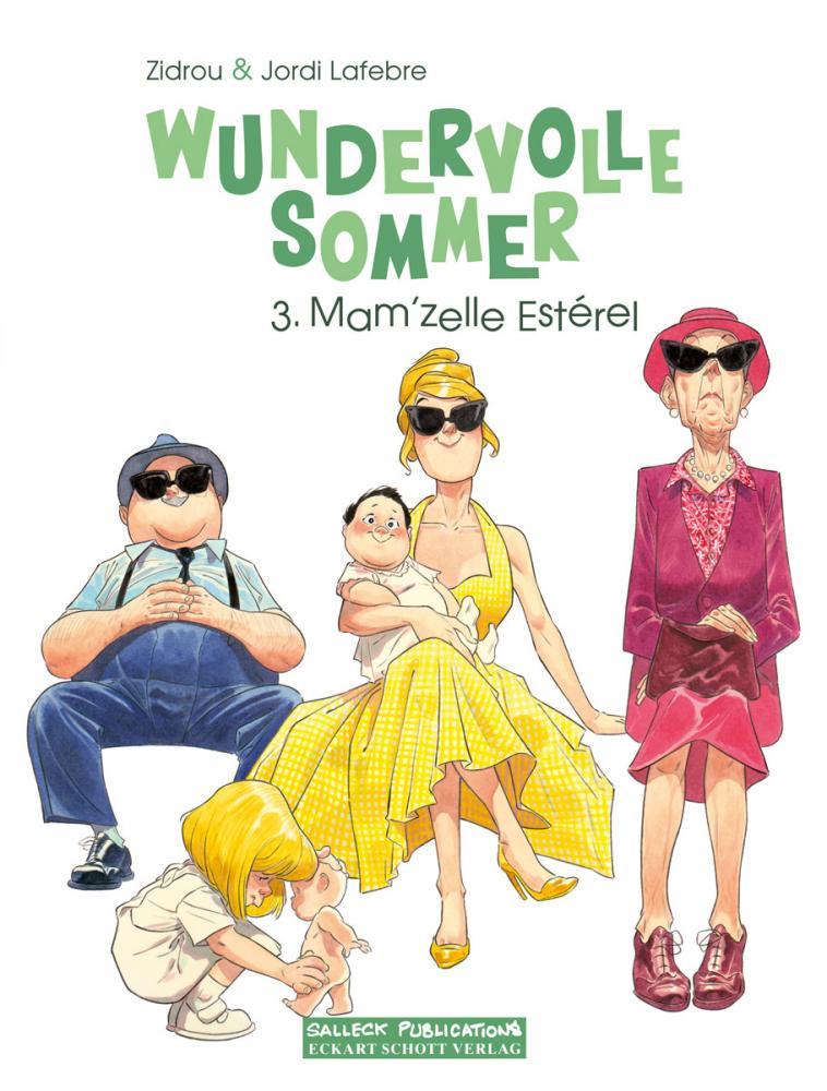 Wundervolle Sommer 3: Mam'zelle Estérel