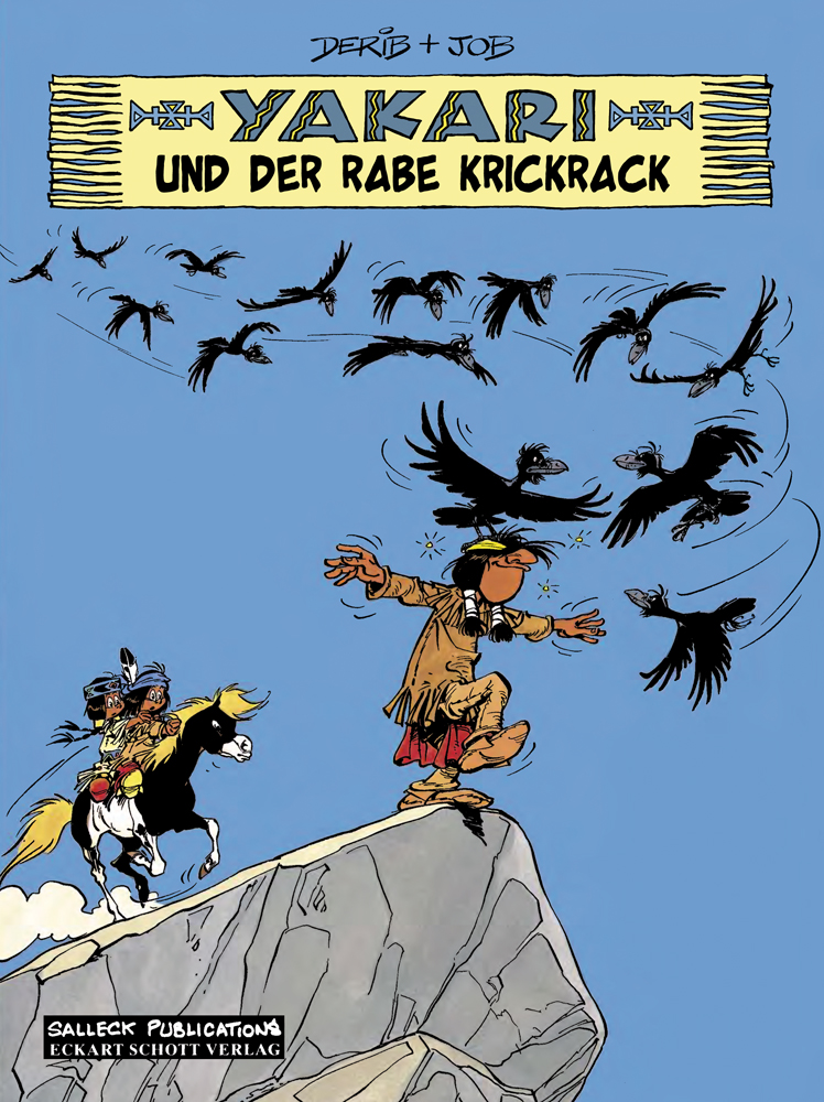 Yakari 14: ...und der Rabe Krickrack