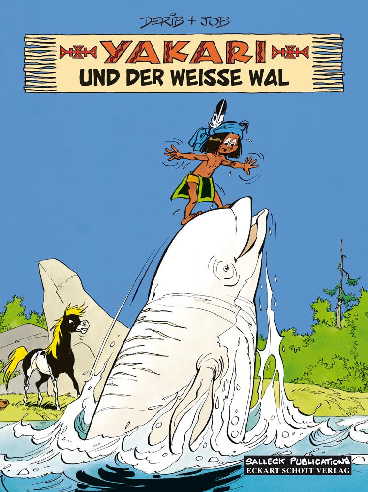 Yakari 21: ...und der weiße Wal