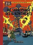 Die Abenteuer von Blake und Mortimer 13: Die Sarkophage des 6. Kontinents I Alte Bekannte
