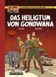 Die Abenteuer von Blake und Mortimer 15: Das Heiligtum von Gondwana