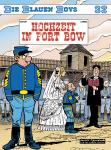 Blauen Boys 32: Hochzeit in Fort Bow