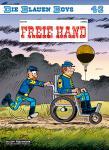 Die Blauen Boys 43: Freie Hand
