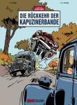 Abenteuer von Jacques Gibrat 2: Die Rückkehr der Kapuzinerbande (Vorzugsausgabe)