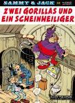 Sammy & Jack 32: Zwei Gorillas und ein Scheinheiliger