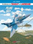 Die Abenteuer von Tanguy und Laverdure 21: Flug 501 (Softcover)