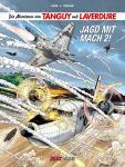 Die Abenteuer von Tanguy und Laverdure 22: Jagd mit Mach 2! (Hardcover)