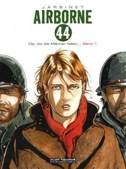 Airborne 44 1: Da, wo die Männer fallen ...