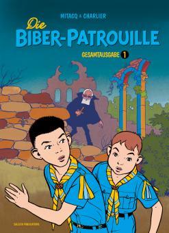 Biber-Patrouille Gesamtausgabe 1: 1954-1957