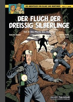 Abenteuer von Blake und Mortimer 17: Der Fluch der dreißig Silberlinge II Die Pforte des Orpheus