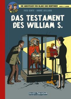 Abenteuer von Blake und Mortimer 21: Das Testament des William S.