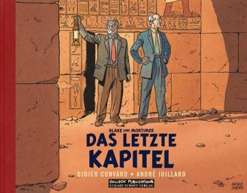 Abenteuer von Blake und Mortimer Sonderband: Das letzte Kapitel